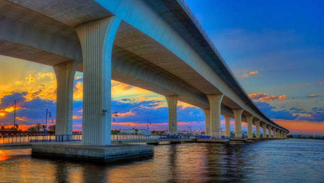Stuart Bridge to Jensen Beach