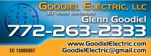Call electrical contractor Glenn Goodiel for a good deal.