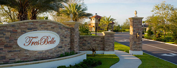 Tres Belle Estates – A community that has it all.